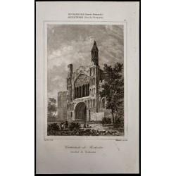 1842 - Cathédrale de Rochester