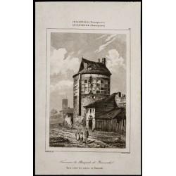 1842 - Remparts de Yarmouth