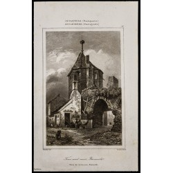1842 - Tour Nord Ouest -...