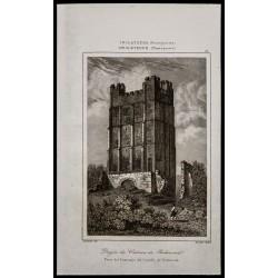 1842 - Donjon du Château de...