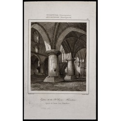 1842 - Église de la Ste...