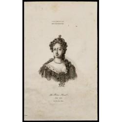 1842 - La reine Anne -...