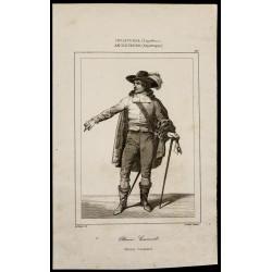1842 - Olivier Cromwell -...