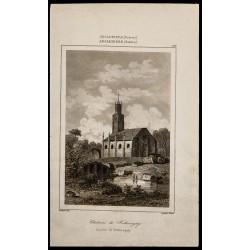 1842 - Château de Fothringay