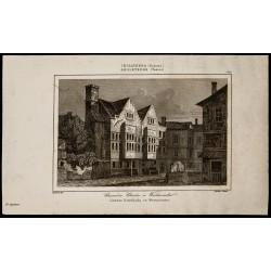 1842 - Chambre étoilée à...