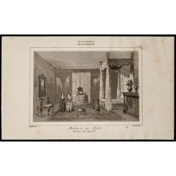 1842 - Meubles du XVIe siècle