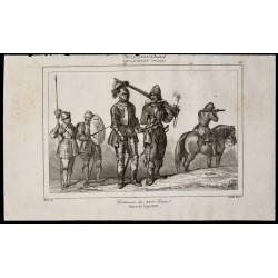 1842 - Costumes du XVIIIe...