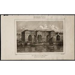 1842 - La douane - Londres