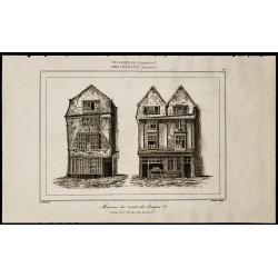 1842 - Maisons - Jacques 1er