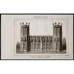 1842 - Tombeau d'Edouard IV...