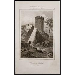 1842 - Chateau de Warwick