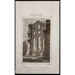 1842 - Prieuré de Tinemouth