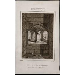 1842 - Intérieur de la...