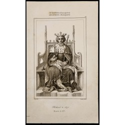1842 - Richard II - Portrait