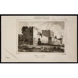 1842 - Château de Carlisle