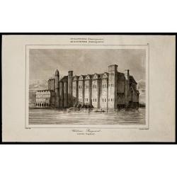 1842 - Chateau Baynard -...