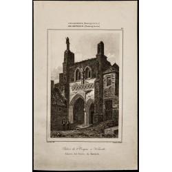 1842 - Palais de l'évêque -...