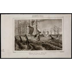1842 - Vaisseaux - Henri VIII