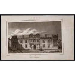 1842 - Palais Sommerset -...