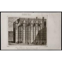 1842 - Abbaye de Westminster
