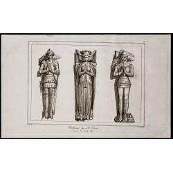 1842 - Costumes du XVe Siècle