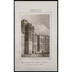 1842 - Château de Warwick