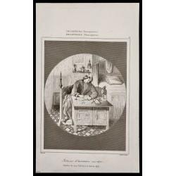1842 - Intérieur...