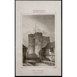1842 - Porte à Canterbury