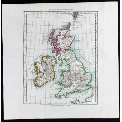 1785 - Carte des îles...