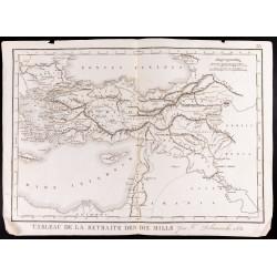 1830 - Carte de la retraite...