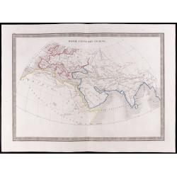 1841 - Monde connu des anciens