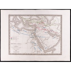 1841 - Géographie des Hébreux