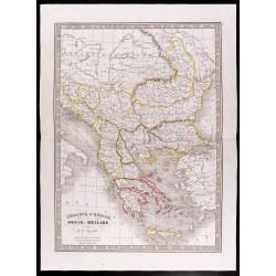 1841 - Grèce - Turquie...