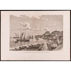 1880 - Baie de Panama et...