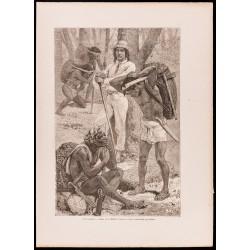 1880 - Caucheros -...