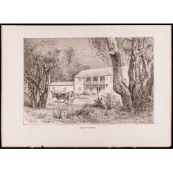 1880 - Hacienda de la...