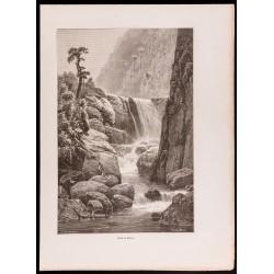 1880 - Chutes du Mamoni -...