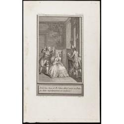 1784 - Gravure sur...