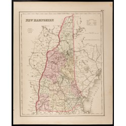 1857 - New Hampshire -...