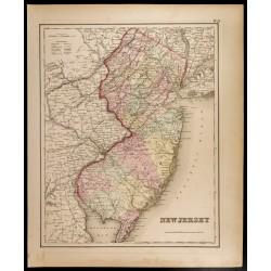 1857 - État du New Jersey -...