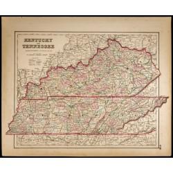 1857 - État américain...