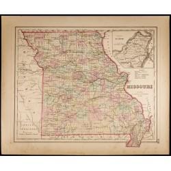 1857 - État américain du...