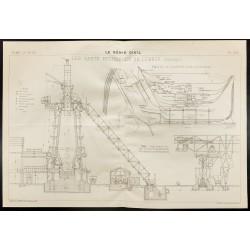 1909 - Plan des hauts...