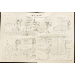 1909 - Plan ancien de...