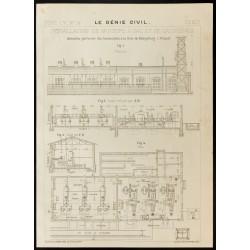 1909 - Moteur à gaz et...