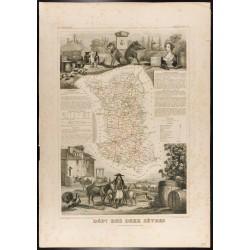 1854 - Département des Deux...