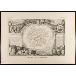 1854 - Département du...