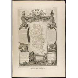 1854 - Département du Rhône
