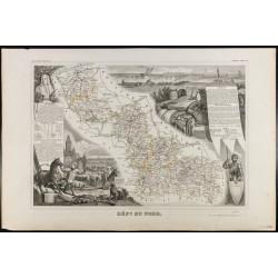 1854 - Département du Nord