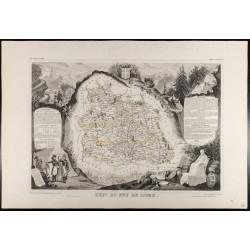 1854 - Département du Puy...